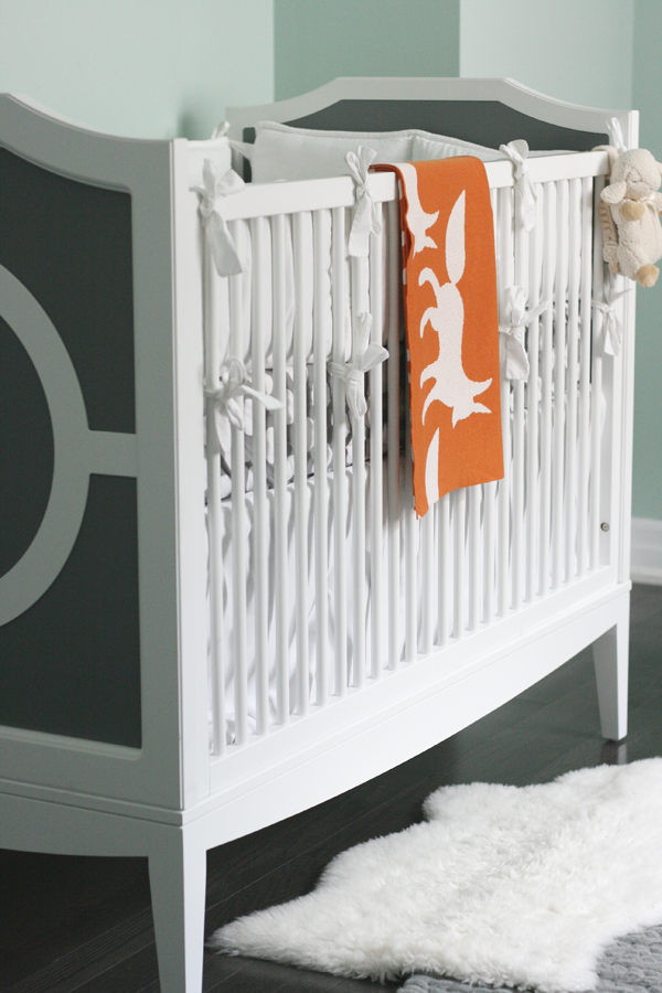 Designer Nursery Room