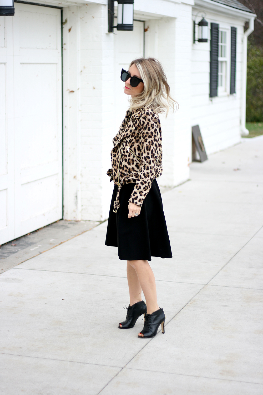 leopard love classic style