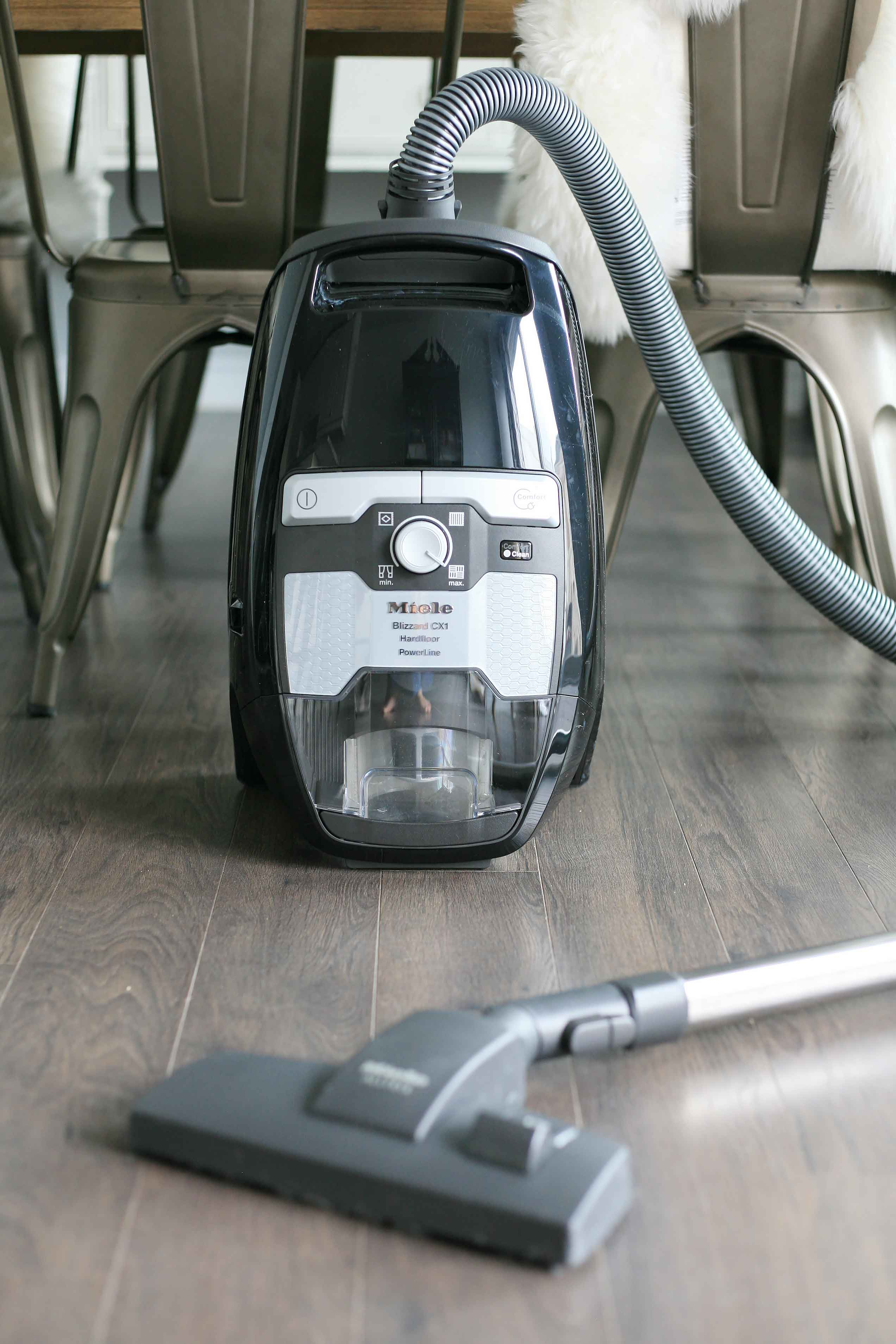 Miele Blizzard Cx1 Vacuum Review The Minted Mama
