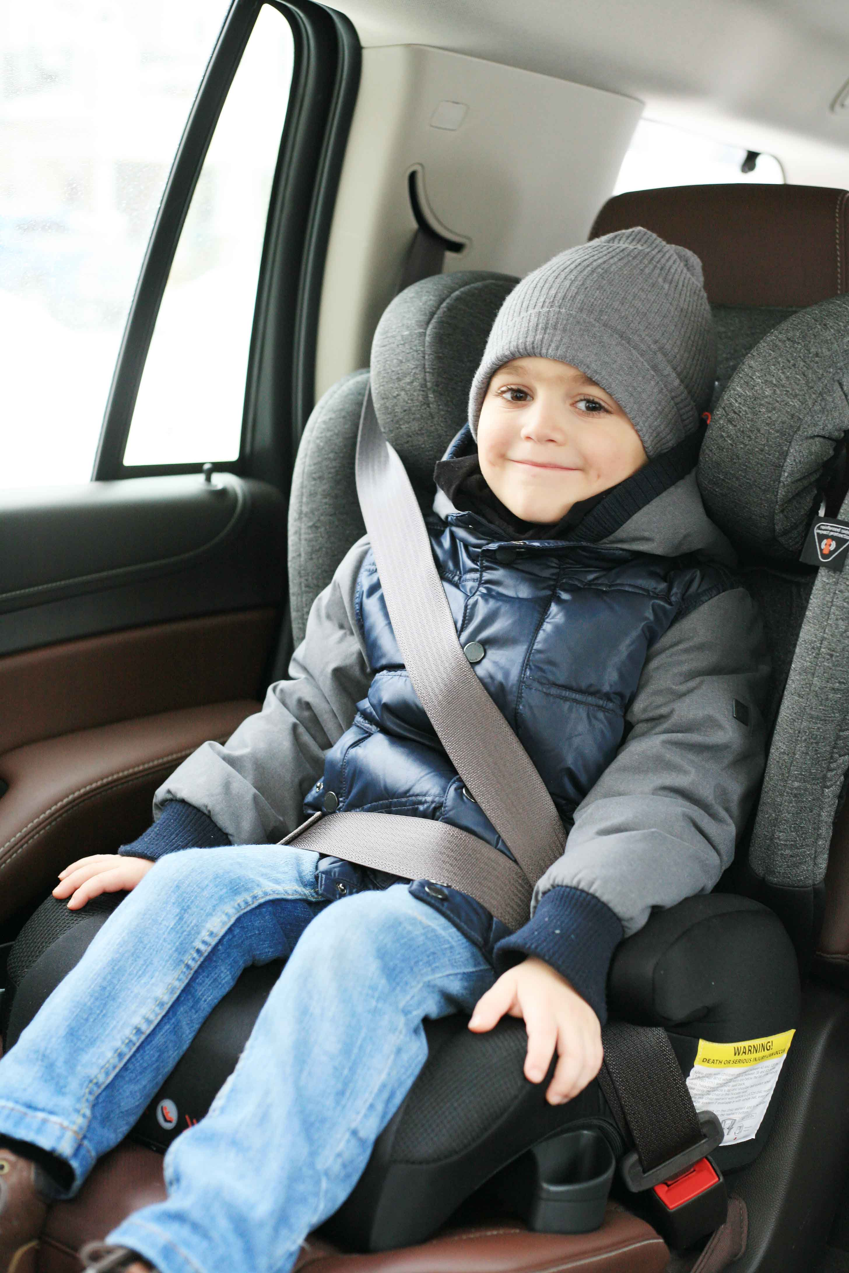 When Can A Toddler Switch To A Booster Car Seat